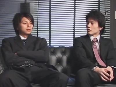 【ゲイ動画】スーツリーマン好き必見の2時間!キレた部下が上司をレイプしたり事務所でオフィスラブにハッテンする働く男たち!