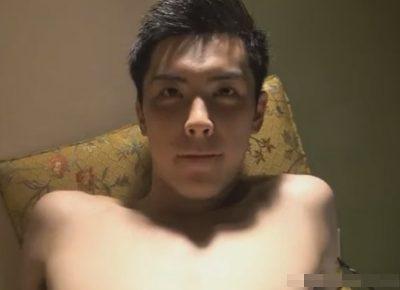 【ゲイ動画】身長185センチで19歳の長身ノンケイケメンをナンパ!オナホールで延々と潮を吹かせ半端ない快感を与え続ける!