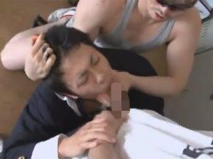 【ゲイ動画ビデオ】ブレザー男子校生やガテン系イケメンが突然レイプされる2本立て映像!オラオラ系の強姦魔に性処理の道具として使われる!