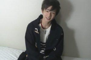 【ゲイ動画】フィギュアスケートの羽生結弦似のスリムイケメン18歳がフェラやアナル舐めで性感帯を舐られアクメ!