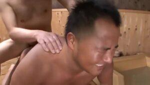 温泉_従業員とハッテン_ガチムチ_兄貴_ゲイ画像6