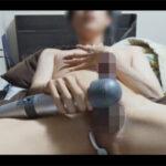 【ゲイ動画】電マとエネマグラを使って強刺激なオナニー!半勃ちだったチンポがギンギンになって金玉や肛門をヒクヒクさせて射精する!