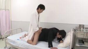 保健室の先生_勃起チンチン_純真無垢な学生_エッチな治療_ゲイ画像6