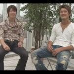 【ゲイ動画】ワイルド系とジャニーズ系の2人の男がアナルセックスで愛を深めることになる!
