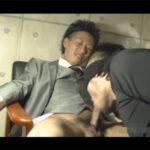【ゲイ動画】スーツをパリッと着こなすイケメンが手コキ責めやアナル舐めで性感帯を弄ばれ至福の表情でオーガズムを迎える!