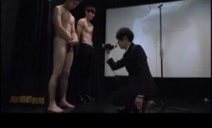 裏オーディション_イケメン_枕営業_アナルセックス_ゲイ画像1
