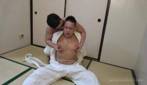 柔道家_イカニモ系_ガチムチ_アナルセックス_ゲイ画像1