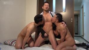 セックスお披露目_サラリーマン_アナルセックス観賞_フェラチオ_ゲイ画像6