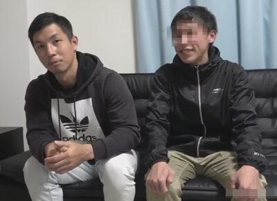 【ゲイ動画】イカニモ系なマッチョな男がうぶな一般の男を激しいアナルセックスで犯すことになる!