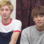 【ゲイ動画】スジ筋のジャニーズ系のイケメン2人がアナルセックスをラブラブな雰囲気で満喫しあうことになってしまう!