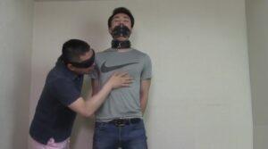 拘束_手コキフェラ_アナル責め_ソフトSM_ゲイ画像1