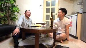 教師同士_宅飲みからのSEX_AF_シックスナイン_ゲイ画像1