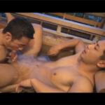 【ゲイ動画】露天風呂などを貸し切りにした状態で愛を深めるアナルセックスを楽しんでいる男たちの姿を複数本見ることができる!