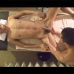 【ゲイ動画】スジ筋な男がエロマッサージを満喫してアナルセックスで性欲も満たして昇天する!
